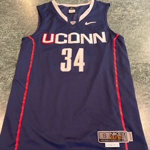 Nike Elite Ray Allen UCONN Jersey Adult Size Small